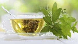 درمان زگیل تناسلی با چای سبز