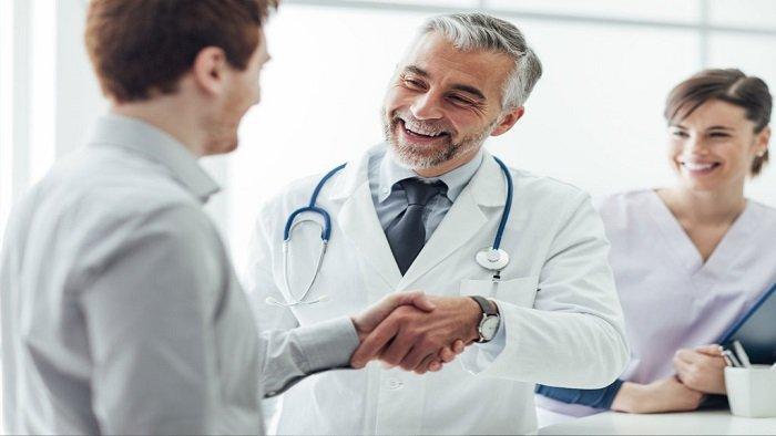 ویژگی های پزشک خوب
